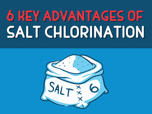 Fluidra WaterLinx 6 Key Advantages of Salt Chlorination