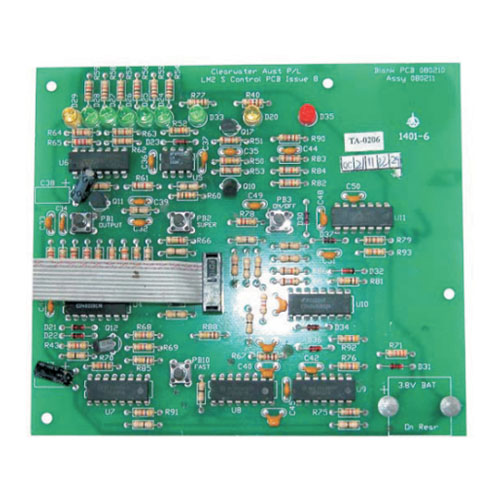 Fluidra WaterLinx CONTROL PCB LM2 S