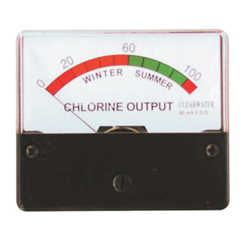 Fluidra WaterLinx CLEARWATER OUTPUT METER
