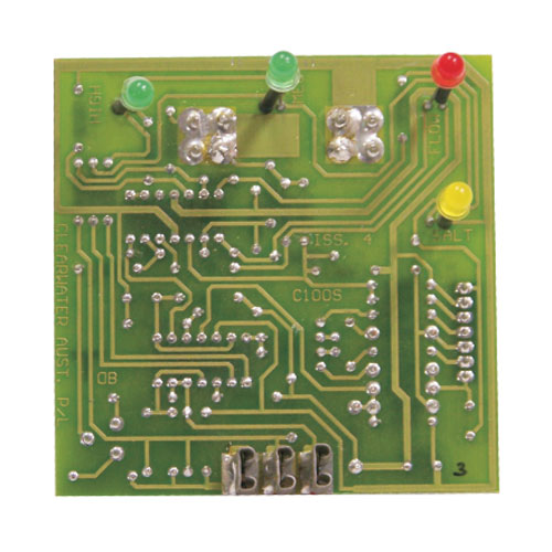 Fluidra WaterLinx POWER PCB C100